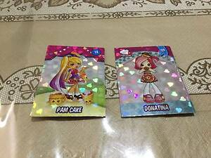 Shopkin Season 5 & 6 Collector Cards for Trade (Total=126 Cards) Point Cook Wyndham Area Preview