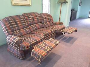 MORAN 3 SEATER FABRIC SOFA Castle Hill The Hills District Preview