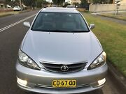 1year rego my 2005 Toyota Camry Azura Low Kms very good condition  Hoxton Park Liverpool Area Preview