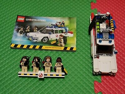 LEGO Ghostbusters Ecto-1 (21108) USED with manual