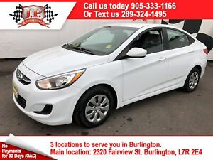2017 Hyundai Accent LE, Automatic, Heated Seats, Bluetooth, 36,