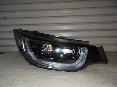 2014-2017 BMW I3 01 ELECTRIC PASSENGER RIGHT LED HID ADAPTIVE HEADLIGHT FACTORY