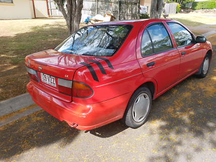 Nissan pulsar 1997 with rego