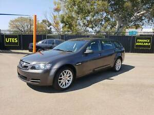 Holden Commodore Wagon 2010 International Smithfield Playford Area Preview