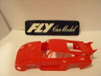 Fly Bodywork Porsche 935 K3 Red Test Molds Mint - fly - ebay.co.uk