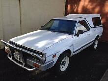 1992 Subaru Brumby Other Mount Gambier Grant Area Preview