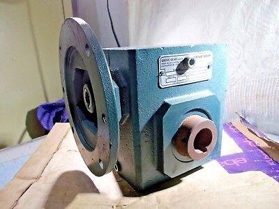 New Groove Gear Hmq220-1 Flexaline Reducer Ratio 150 Motor Frame 56c Hp .563