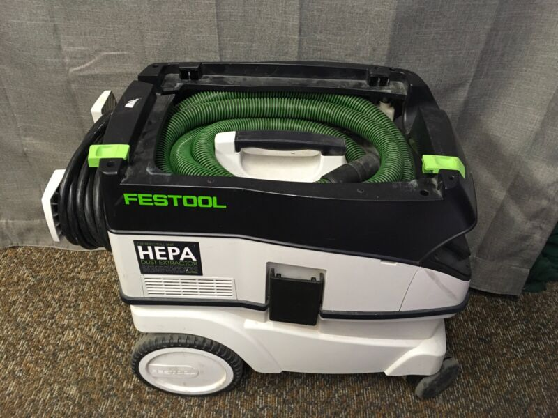 Festool CT 26 E Hepa Dust Extractor