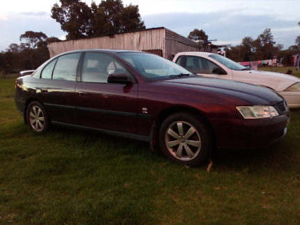 Vy holden commodore