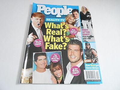 MAY 17 2004 PEOPLE magazine (NO LABEL) UNREAD - REALITY TV - DONALD TRUMP