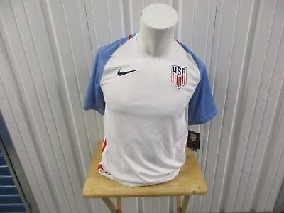 8f6aaafc0 NIKE USA AUTHENTIC NATIONAL MEN S TEAM SOCCER DRI-FIT XL JERSEY 2016 KIT NWT