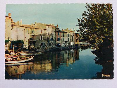 Martigues France colour Postcard c1970s  segunda mano  Embacar hacia Argentina