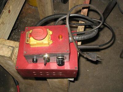 Asian Mini Mill Controller Box Assembly Fc350bj110v
