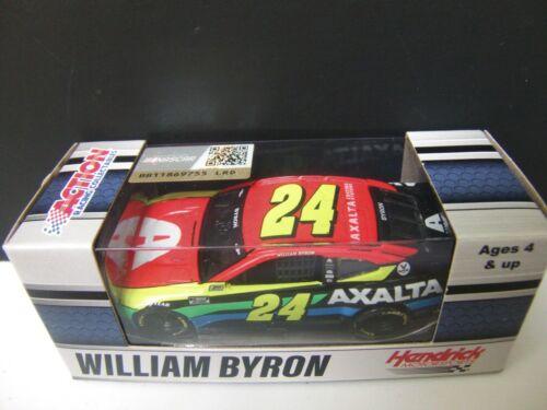 William Byron 2021  #24 Axalta Camaro  ZL1 NASCAR Hendrick 1/64 CUP