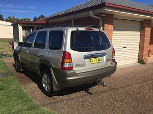 2002 Mazda Tribute Aberdare Cessnock Area Preview