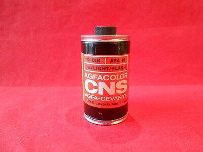 Agfa Agfacolor CNS 135-36 Negativ-Film
