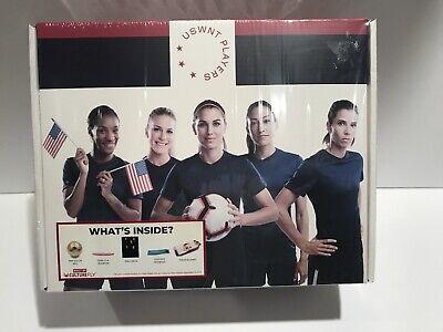 USWNT Players World Cup Collectors Gift Set Alex Morgan Julie Ertz Player Gift Set