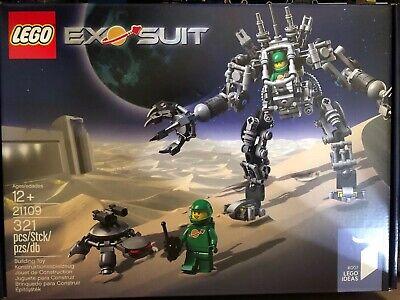 LEGO Ideas Exosuit 21109