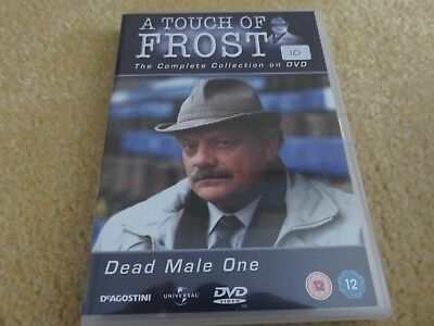 DVD - A touch of frost: Dead male (A Touch Of Frost Dead Male One)