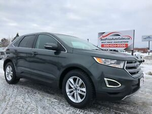 2015 Ford Edge SEL! WINTER TIRES! CERTIFIED!
