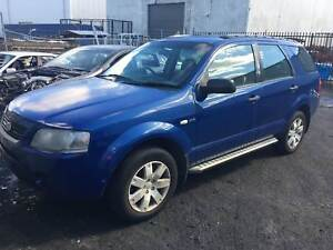 ford territory SY 2008 (*****2016) Welshpool Canning Area Preview