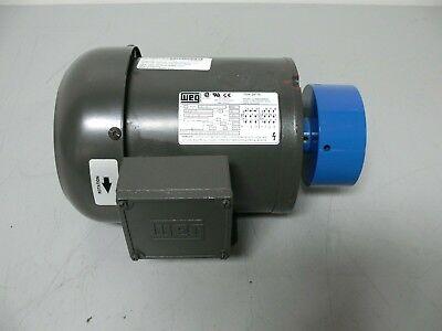 Weg 00156es3eb56c 1.5 Hp Motor Vertical Magnetic Drive