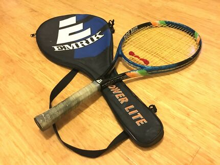 EMRIK Power Lite 300 Graphite Tennis Racketi