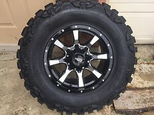 33 inch tires and rims