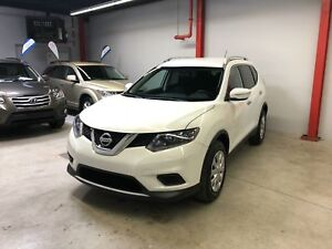 NISSAN ROGUE S 2014, AUTOMATIQUE, AWD, 4 PORTES, AIR CLIMATISÉ,
