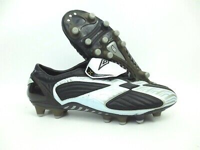 New UMBRO X-100 A HG Football Leather Soccer Shoes Cleats Men's US 8