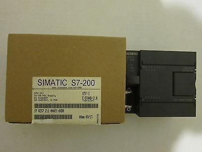 Siemens Simatic Cpu 221 Dcdcdc 6es7-211-0aa21-0xb0