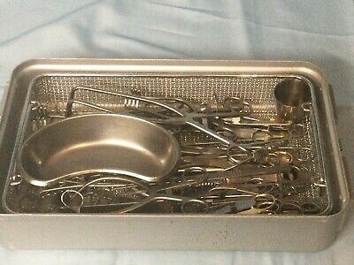 Orthopedic Spine And Neurosurgery General Surgical Instruments And Tray