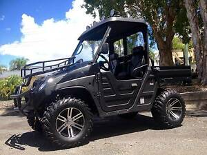 DESERT STORM 600CC UTV SIDE X SIDE BY SYNERGY OFF ROAD VEHICLES Burleigh Heads Gold Coast South Preview