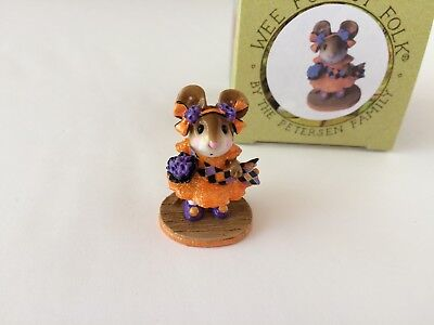 Wee Forest Folk Ltd. Mouse Expo Event <<SPECIAL>> MISS LIBERTY Halloween - - Missing Halloween Animation
