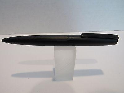 TERZETTI BLACK ARMOR BALLPOINT PEN+ POUCH+ GIFT BOX -HEAVY METAL Gift Collection Ballpoint Pen