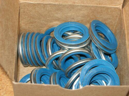 "Box of 50 Thomas & Betts 5302 1/2"" Rigid Conduit IMC SS Sealing Ring FREE SHIP!"