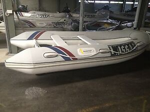Barefoot Inflatable Dinghy 3.5m Carina Brisbane South East Preview