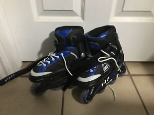 Adjustable roller blades youth sizes 1 - 4
