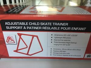 Child skate aid