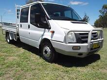 2008 Ford Transit VM Dual cab Inverell Inverell Area Preview