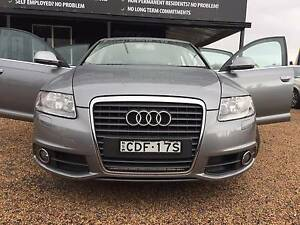 Audi A6 2010 TFSI S-line 2.0L Auto  Rent to Own for $240 Per Week Mount Druitt Blacktown Area Preview