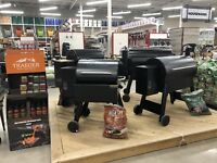 Traeger Wood Fired Grill Dealer Wanted