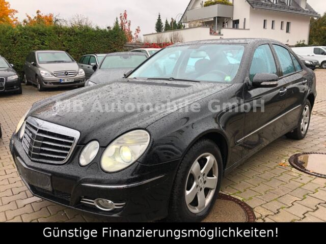 Mercedes-Benz E 350 4-Matic Aut.