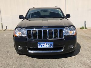 2009 Jeep Grand Cherokee Limited (4x4) 4.7L V8 Automatic