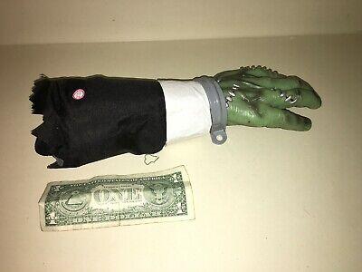 Halloween prop GEMMY CRAWLING, ANIMATED FRANKENSTEIN HAND. Retired hand prop.
