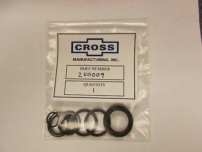 Cross Seal Kit For Ba 2 Spool Valves Sba22 2v0009