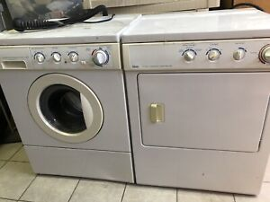 Washer and dryer set Gibson