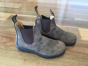 Blundstone work shoes - Size 9 as new Warwick Joondalup Area Preview