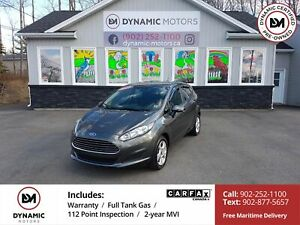 2015 Ford Fiesta SE Auto! Heated Seats! OWN FOR $99 B/W, 0 DO...