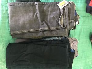 SOLD!!! 8 pairs of boys jeans